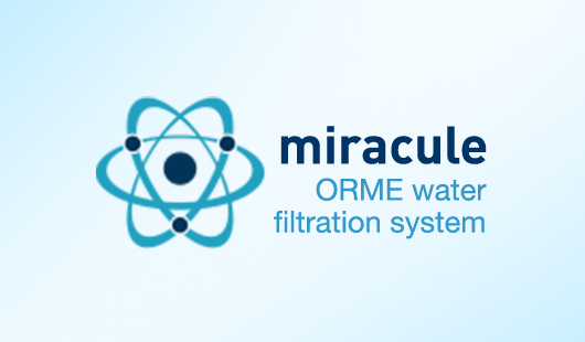 Many benefits of MIRACULE<sup>®</sup> Water