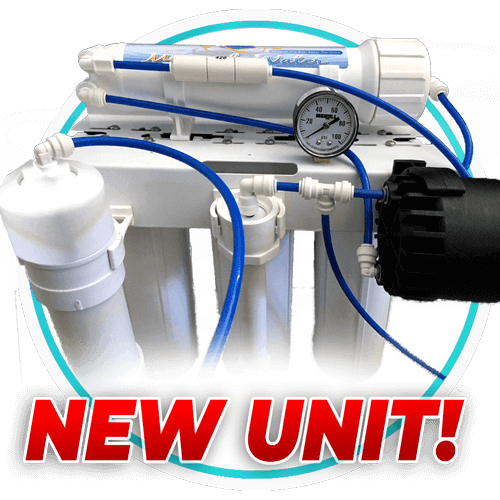 New Miracule Water Filtration System