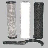 3 Filter Set for white casings <br>(Every 6-12 Months)