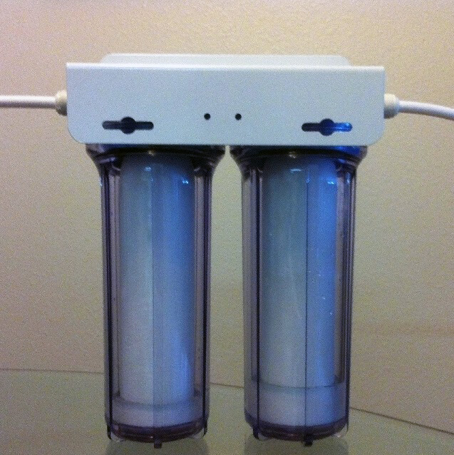 2 Stage Pre-Filter system <br>(For Well and Extra Hard Water)
